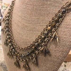 Aventine Fringe Necklace & Bracelet